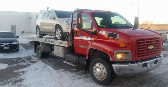 Towing Service Brown County MN